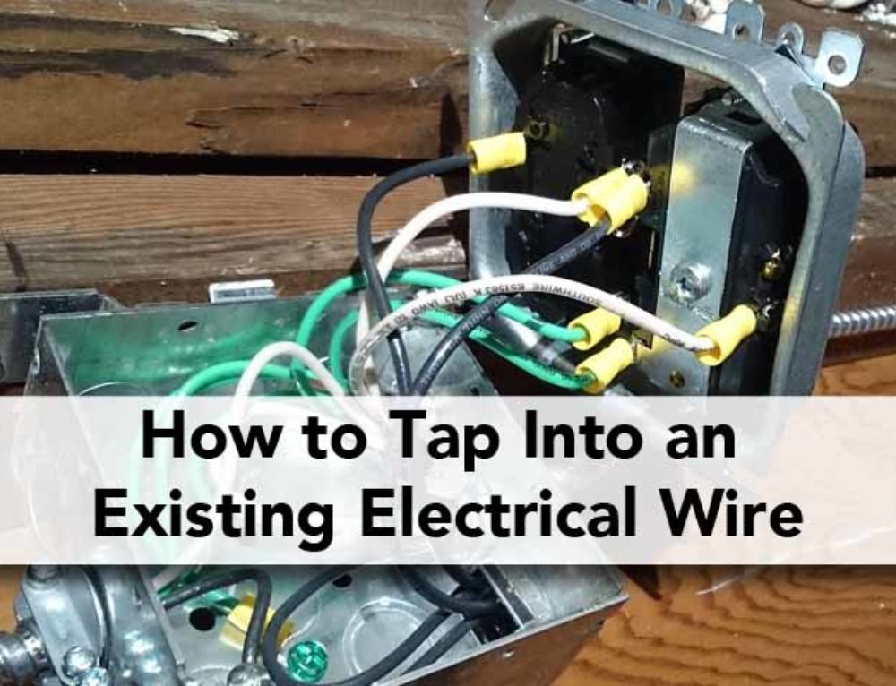 How To Connect Two Wires With A Wire Nut Connector Size