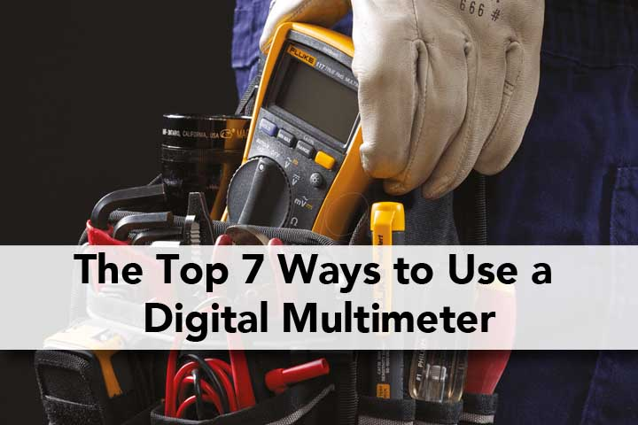 The Top Ways To Use A Digital Multimeter Voltmeter Ohmmeter on 3 Phase Wiring For Dummies